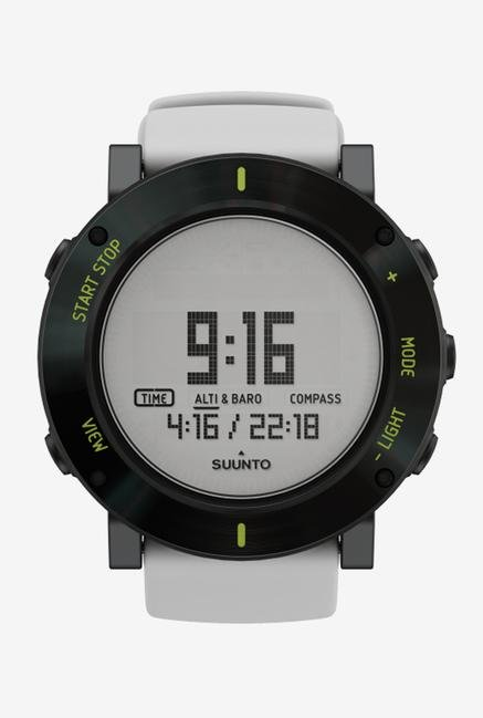 SUUNTO Core Smart Watch White Crush