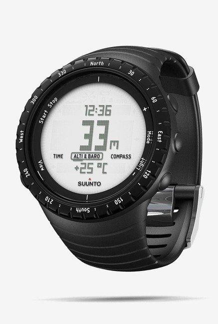 SUUNTO Core Smart Watch (Regular Black)