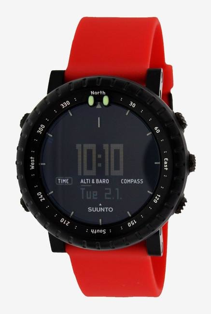 SUUNTO Core Smart Watch Red Crush