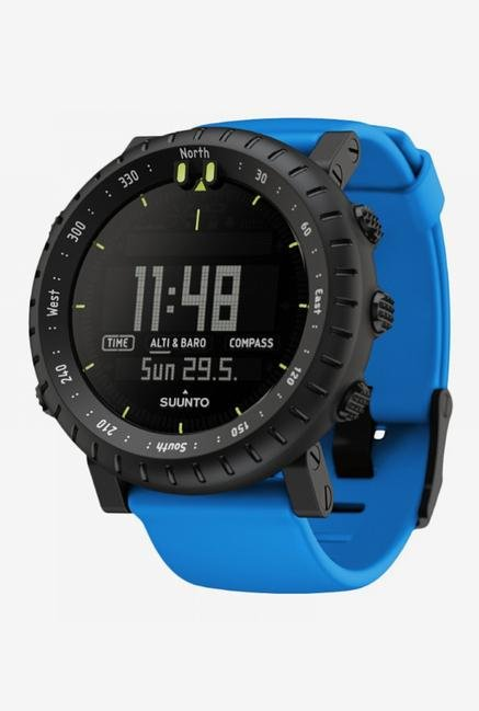 SUUNTO Core Smart Watch Blue Crush