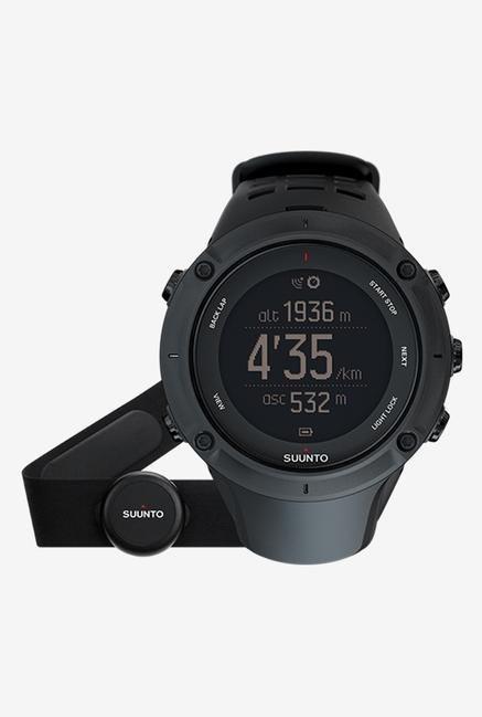 SUUNTO Ambit3 Peak HR Smart Watch Black