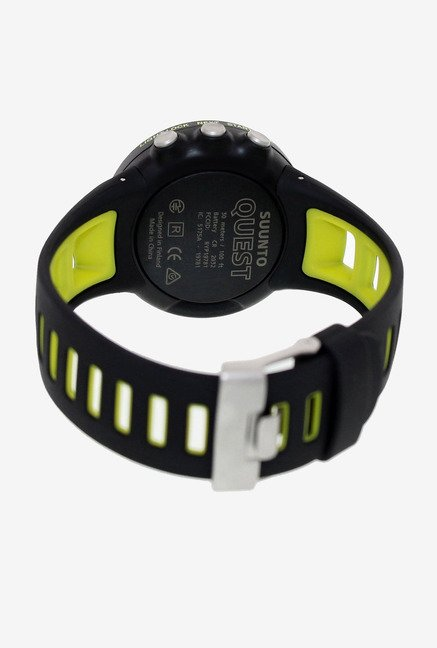SUUNTO Quest Smart Watch Yellow