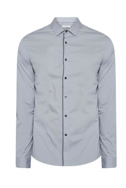 celio* Grey Gris Casual Shirt