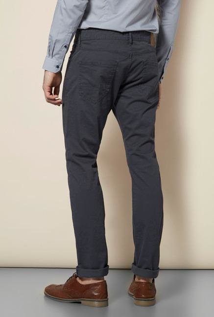 celio* Charcoal Anthracite Chinos