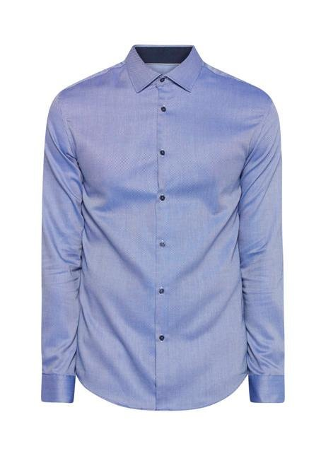 celio* Marine Slim Fit Casual Shirt