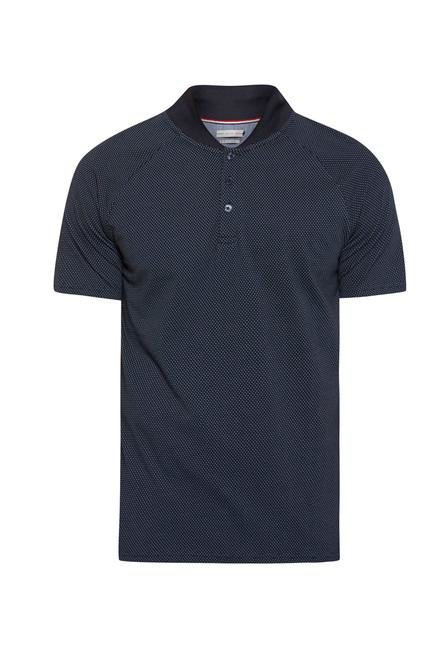 celio* Navy Printed T Shirt