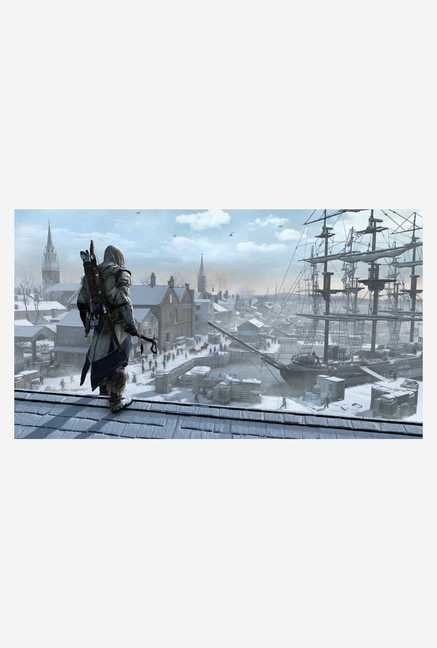 Ubisoft Assassin's Creed III (PS3)