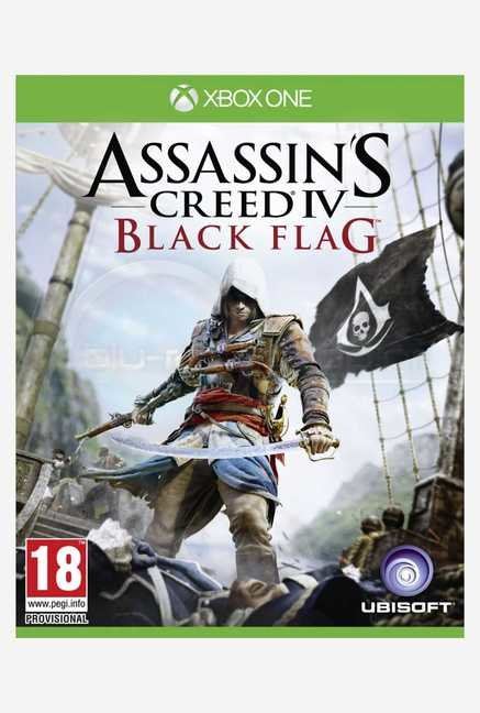 Buy Ubisoft Assassin S Creed Iv Black Flag Xbox One Online At