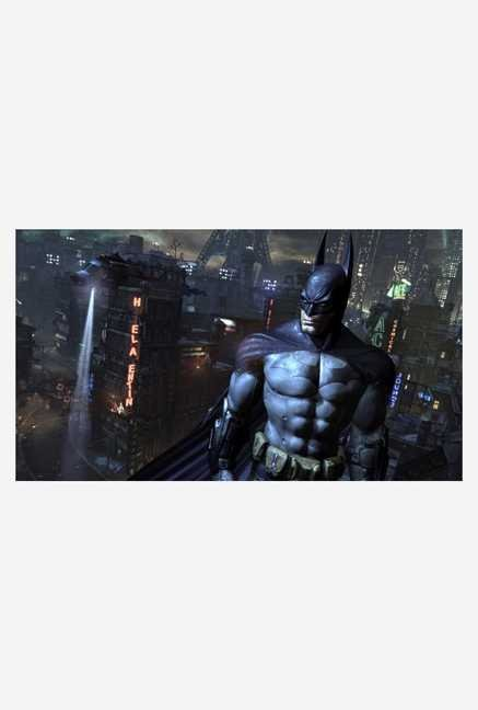 Warner Brothers Batman: Arkham Asylum GOTY Edition(PC)