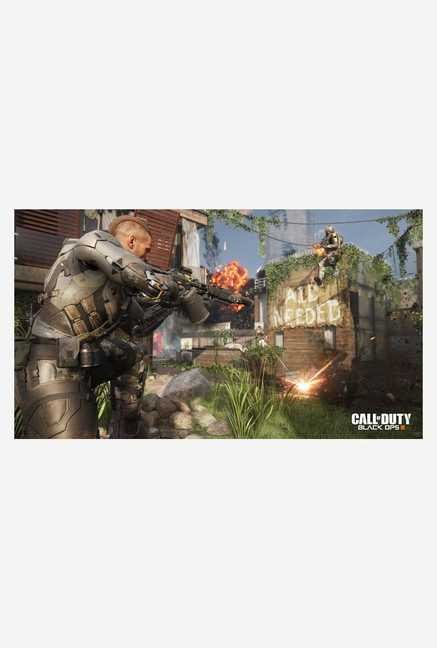 Activision Call of Duty: Black Ops III (PS4)