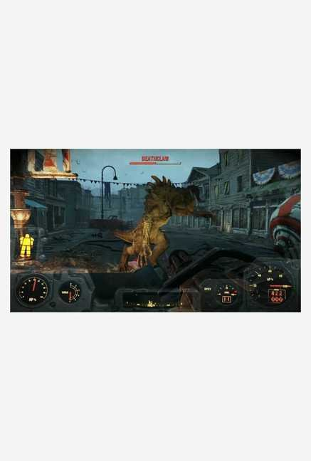 Bethesda Softworks Fallout 4 (PS4)