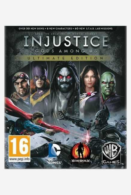 Warner Brothers Injustice: Gods Among Us Ultimate Edition