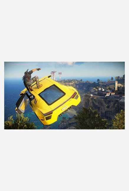 Square-Enix Just Cause 3 Collector's Edition (PC)