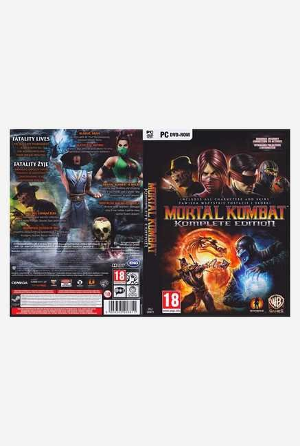 Warner Brothers Mortal Kombat Komplete Edition (PC)