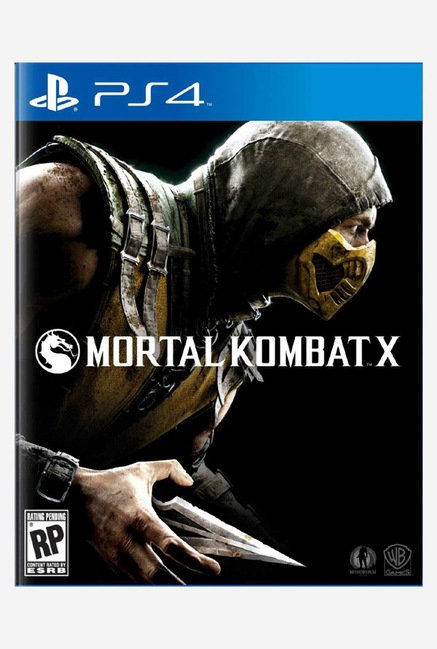 Warner Brothers Mortal Kombat X (PS4)