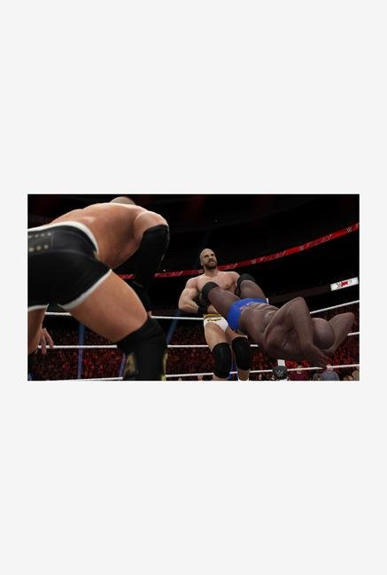 2K Games WWE 2K16 (PS4)