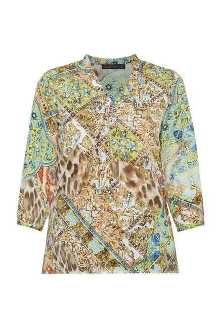 109 F Multicolor Printed Digi Tunic