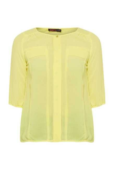 109 F Yellow Solid Top