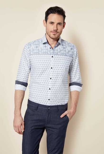 Easies Navy Antique Shirt