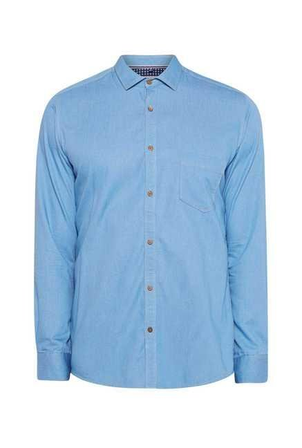 Easies Indigo Denim Shirt