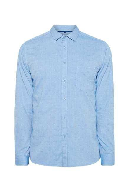 Easies Ice Blue Shirt