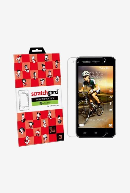 ScratchGard Karbonn Machone Ultra Clear Screen Protector