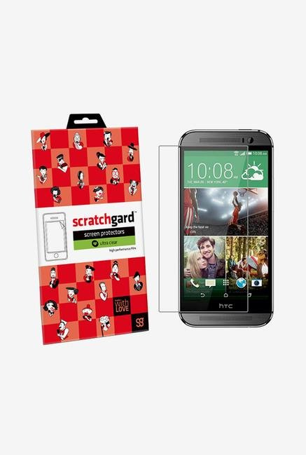ScratchGard HTC One M8s Ultra Clear Screen Protector