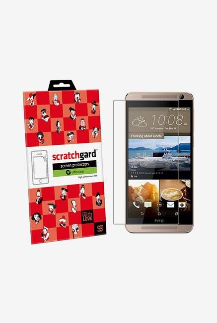 ScratchGard HTC One E9 Ultra Clear Screen Protector