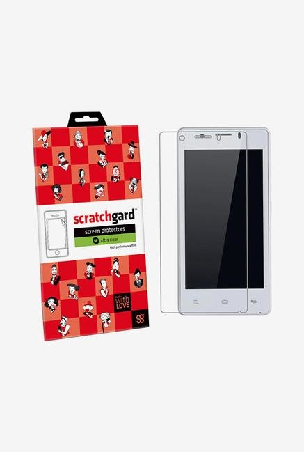 ScratchGard Gionee Pioneer P4S Ultra Clear Screen Protector