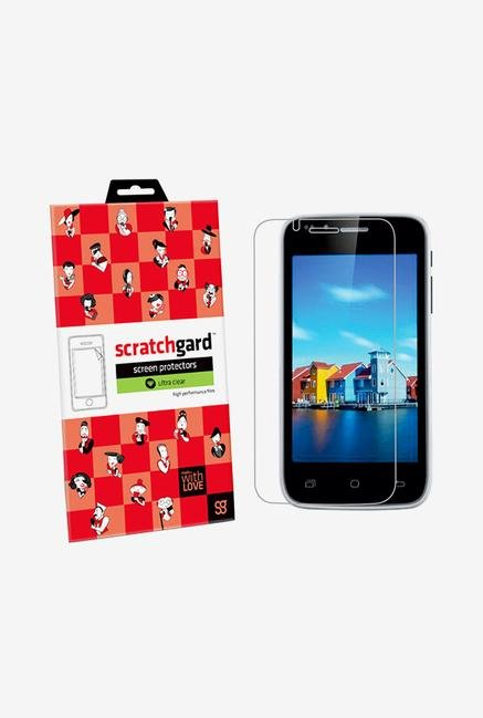 ScratchGard iBall Andi 4G Arc 2 Ultra Clear Screen Protector