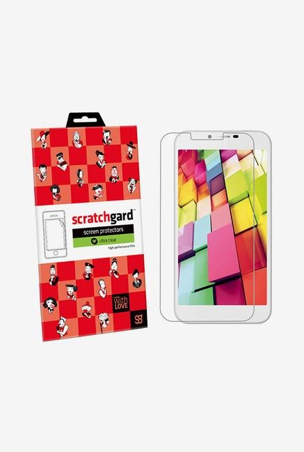 ScratchGard Intex Aqua 4G+ Ultra Clear Screen Protector