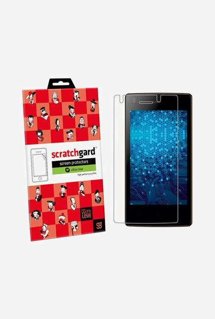 ScratchGard Intex Aqua Y2 Ultra Clear Screen Protector