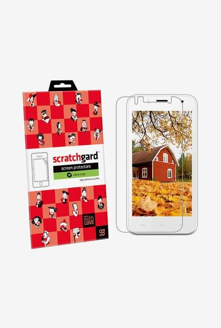ScratchGard Intex Aqua Y4 Ultra Clear Screen Protector