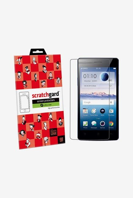 ScratchGard Oppo Neo5 ( 2015 ) Ultra Clear Screen Protector