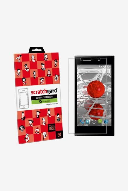 ScratchGard Karbonn Dazzle 3 Ultra Clear Screen Protector