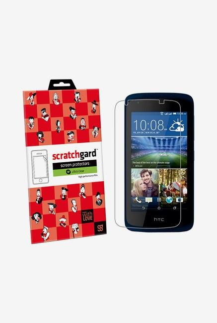 ScratchGard HTC Desire 326G Ultra Clear Screen Protector