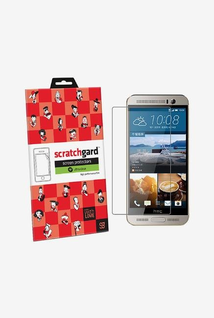 ScratchGard HTC One M9 Plus Ultra Clear Screen Protector