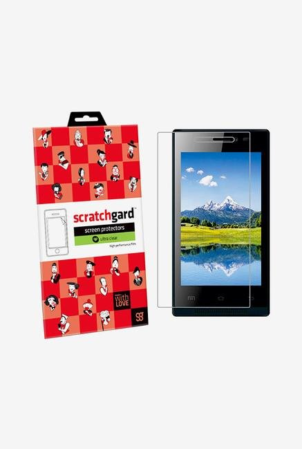 ScratchGard Intex Aqua Y2 Plus Ultra Clear Screen Protector