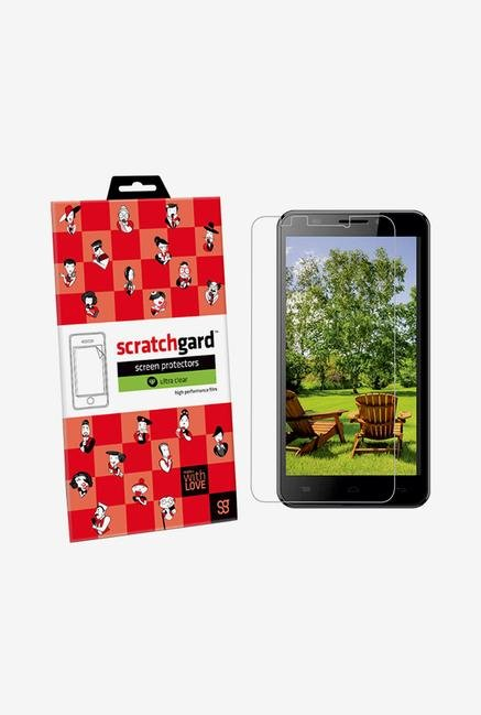 ScratchGard Intex Aqua Dream Ultra Clear Screen Protector