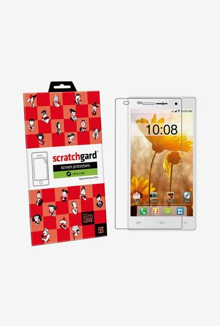ScratchGard Intex Aqua Power+ Ultra Clear Screen Protector