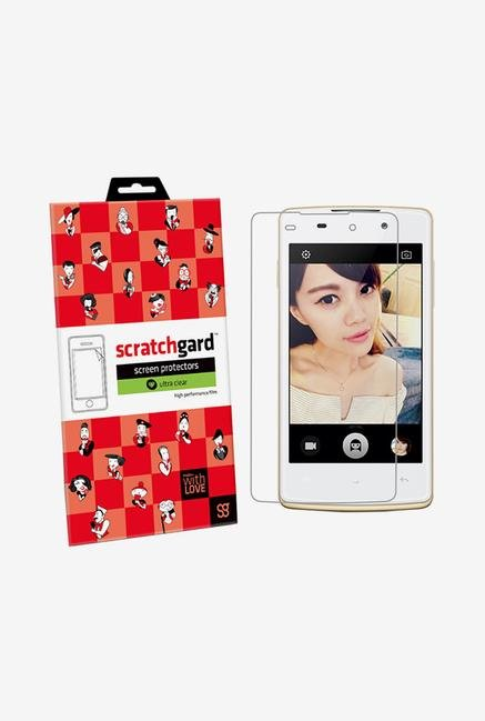 ScratchGard Oppo Joy Plus Ultra Clear Screen Protector