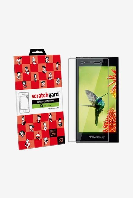ScratchGard BlackBerry Leap Ultra Clear Screen Protector