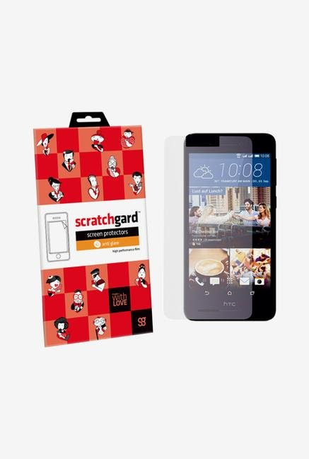 ScratchGard HTC Desire 728G Anti Glare Screen Protector