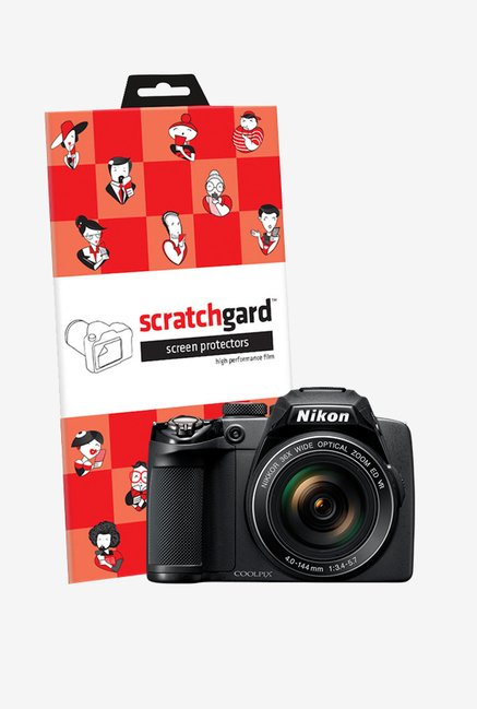 ScratchGard Nikon CP P500 Ultra Clear Screen Protector