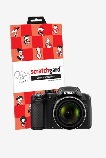 ScratchGard Nikon CP P510 Ultra Clear Screen Protector