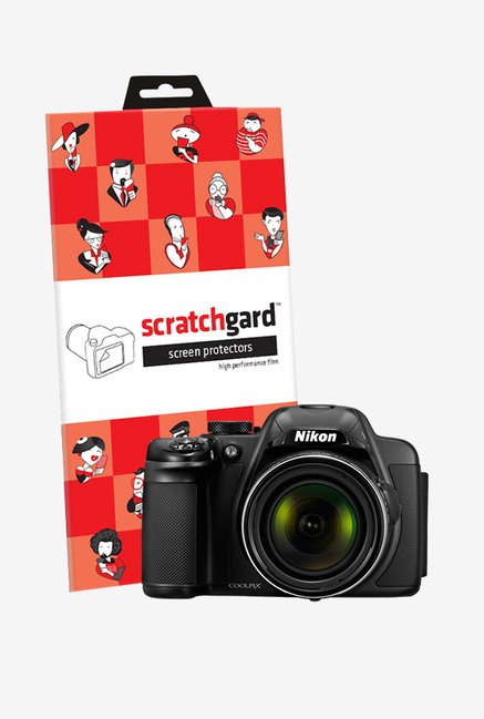 ScratchGard Nikon CP P520 Ultra Clear Screen Protector