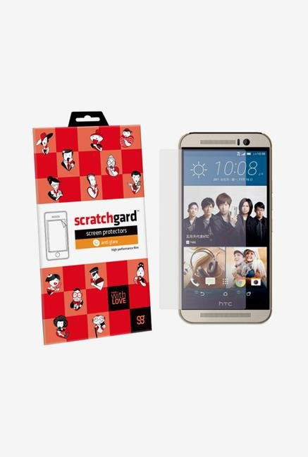 ScratchGard HTC One M9s Anti Glare Screen Protector