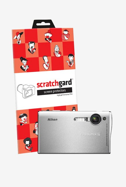 ScratchGard Nikon CP S6 Ultra Clear Screen Protector