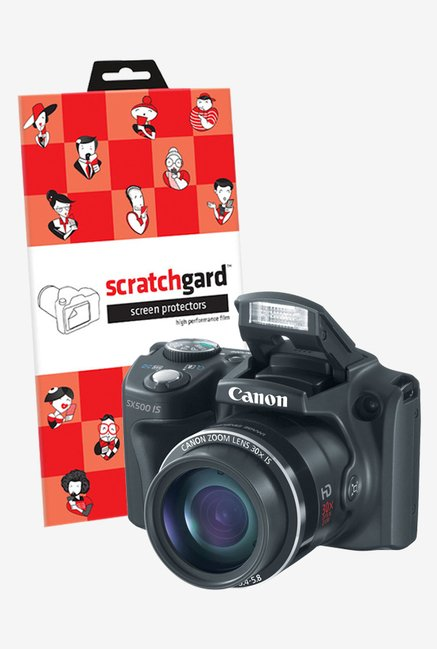 ScratchGard Canon PS SX500IS Ultra Clear Screen Protector
