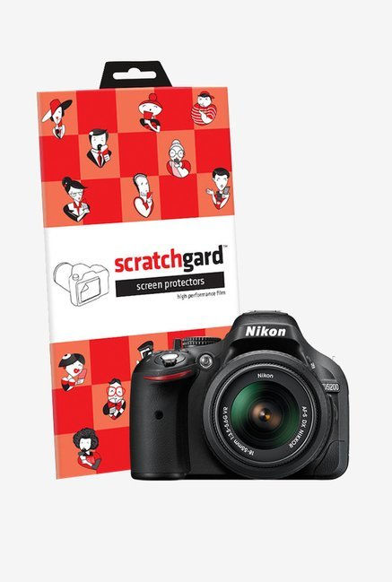 ScratchGard Nikon CP D5200 Ultra Clear Screen Protector